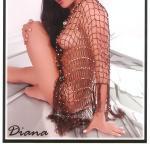 Diana Masajista latina